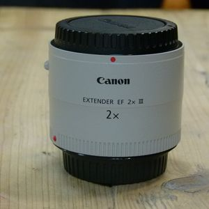 Used Canon EF 2x Extender Mark III