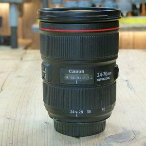 Used Canon EF 24-70mm F2.8L II USM Lens
