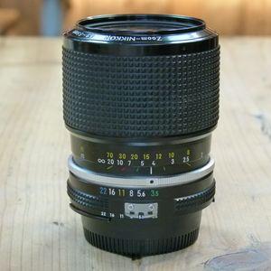 Used Nikon MF 43-86mm F3.5 Ai Lens
