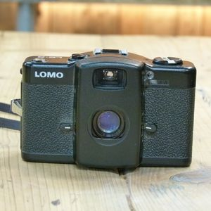 Used Lomo LC-A 35mm Compact Camera
