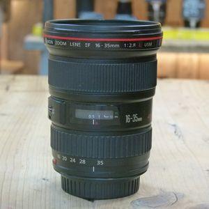 Used Canon EF 16-35mm F2.8L USM Mark 1 Lens