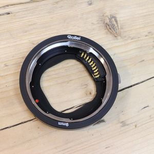 Used Rollei SLX 9mm Extension Ring 740021