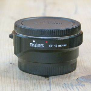 Used Metabones Mark IV Canon EF to Sony E mount Smart T Adapter