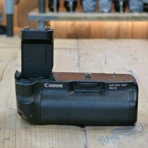 Used Canon BG-E3 Battery Grip for EOS 400D 350D