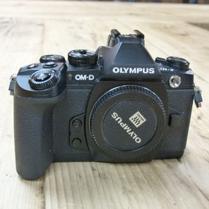 Used Olympus OM-D E-M1 Black Digital Camera Body
