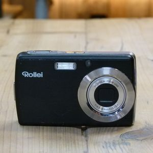 Used Rollei XS-10 Touch Digital  Compact Camera