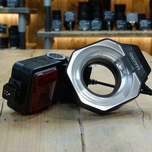 Used Marumi DRF14C Macro Ringlight Flashgun for Canon
