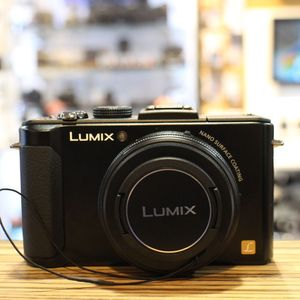 Used Panasonic Lumix DMC-LX7 Compact Camera