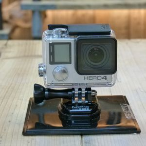 Used GoPro Hero 4 Black Edition Action Camera