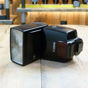 Used Canon Speedlite 380EX Flash