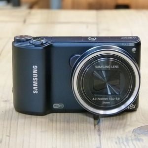 Used Samsung WB250F Compact Digital Camera