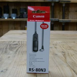 Used Canon RS-80N3 Remote Switch
