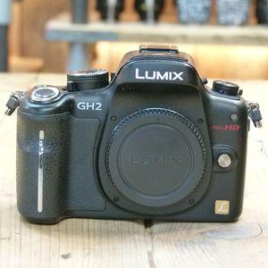 Used Panasonic GH2 Camera Body