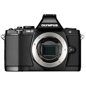 Olympus OM-D E-M5 Black Digital Camera Body