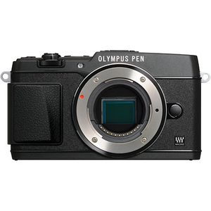 Olympus PEN E-P5 Black Digital Camera Body