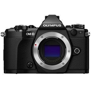 Olympus OM-D E-M5 Mark II Black Digital Camera