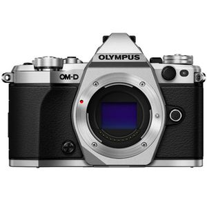 Olympus OM-D E-M5 Mark II Silver Digital Camera