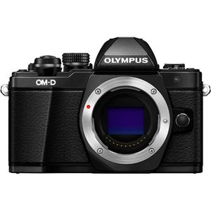 Olympus OM-D E-M10 Mark II Black Digital Camera