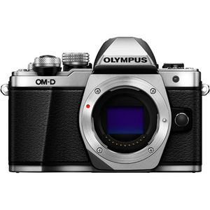 Olympus OM-D E-M10 Mark II Silver Digital Camera