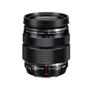 Olympus M Zuiko Black Digital ED 12-40mm f2.8 Lens
