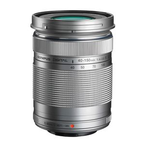 Olympus 40-150mm f4.0-5.6 M.ZUIKO Silver Digital ED Micro Four Thirds Lens