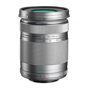 Olympus 40-150mm f4.0-5.6 R ED M.ZUIKO Silver Micro Four Thirds Lens