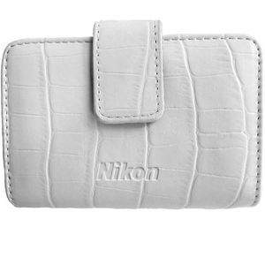 Nikon White Soft Case for the Coolpix S6200