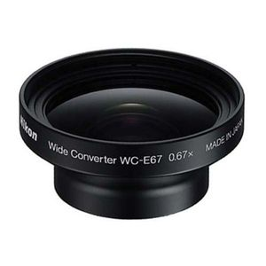 Nikon WC-E67 Wide Converter for P5000 and P5100