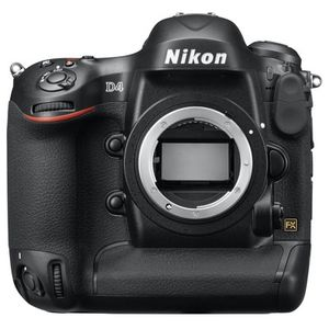 Nikon D4 Digital D-SLR Camera Body
