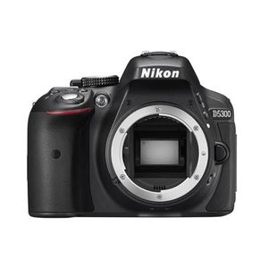 Nikon D5300 Black Digital SLR Camera Body