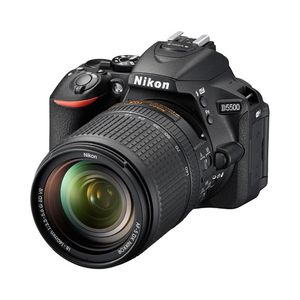 Nikon D5500 Digital SLR Black Camera with 18-140mm VR Lens
