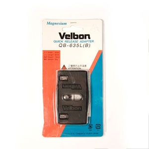 Velbon Quick Shoe QB-635L For QRA 635