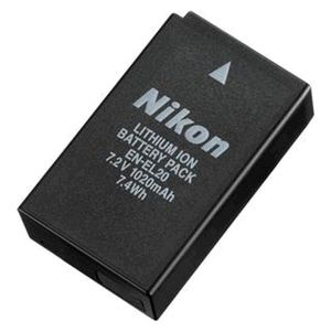 Nikon EN-EL20 Rechargeable LI-ION Battery for Nikon 1