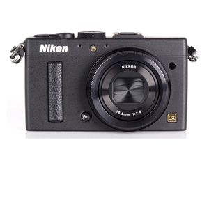 Nikon Coolpix A Black Digital Compact Camera