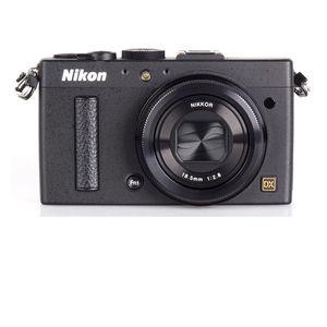 Nikon Coolpix A Black Digital Compact Camera