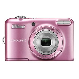 Nikon Coolpix L28 Pink Digital Camera