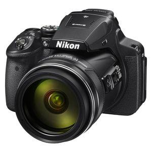 Nikon Coolpix P900 Black Digital Camera