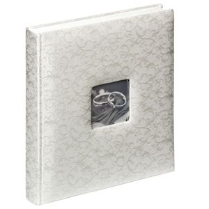 Walther Magica Traditional Wedding Photo Album - 50 Sides