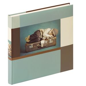 Walther Travel Kid Traditional Photo Album - 50 Sides