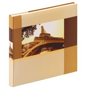 Walther Travel Town Traditional Photo Album - 50 Sides