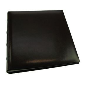 Walther Classic Medium Black Traditional Photo Album - 60 Sides
