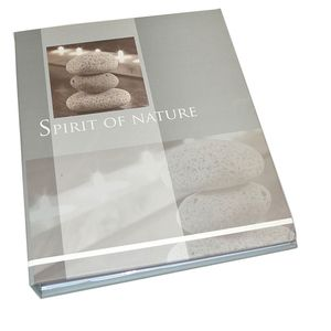 Walther Spirit of Nature Grey Flip 7x5 Slip In Photo Album - 60 Photos