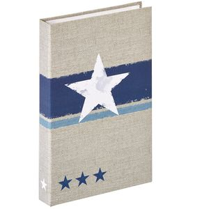 Walther Stellar Blue 6x4 Flip Photo Album - 80 Photos