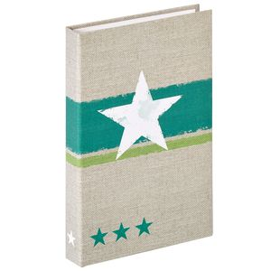 Walther Stellar Green 6x4 Flip Photo Album - 80 Photos