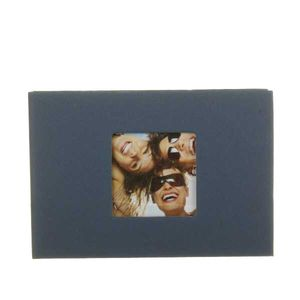 Walther Fun Blue Slip In 6x4 Photo Album - 36 Photos