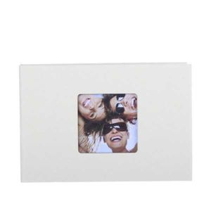 Walther Fun Cream Slip In 6x4 Photo Album - 36 Photos