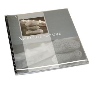Walther Spirit of Nature Grey 6x4.5 Slip In Photo Album - 20 Photos