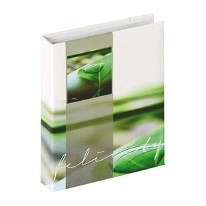 Walther Felicity Green Slip In 6x4.5 Photo Album - 40 Photos