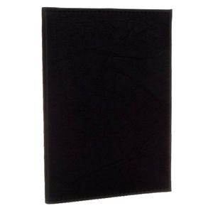 Walther De Luxe Black Mini Slip In 7x5 Photo Album - 36 Photos