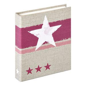 Walther Stellar Red Slip In 6x4.5 Photo Album - 40 Photos